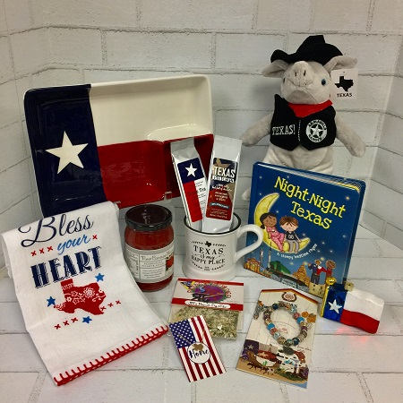 Your Texas homesick friends and family will love these great gifts!